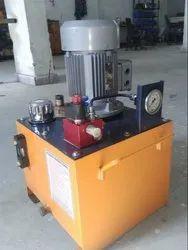 Goods Lift Hydraulic Powerpack