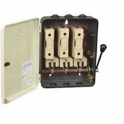 Switch Fuse Unit 32 Amp DP -Stanelec for Motor