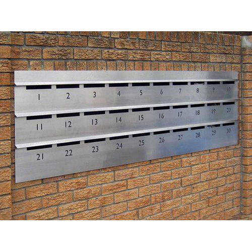Apartment Letter Box