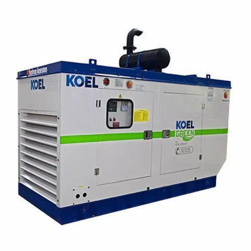 3 Phase 25 Kva Koel Diesel Generator 415 V Rs 345000 Unit Maa Vaishno Dg Set Id 20566447430