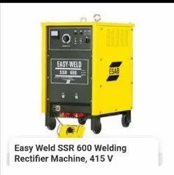 Esab 600 amp Welding machine