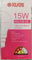 Polycab 15 W LED Bulb