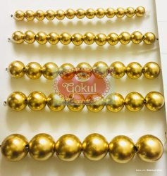 Antic Gold Beads