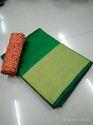Cotton Silk Saree With Extra Blouse
