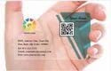 Transparent Visiting Card Services