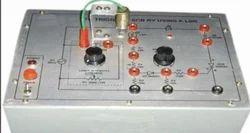 Triac A.C. Line Switching Trainer Kit