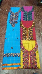 Embroidery Unstiched Salwar Suit