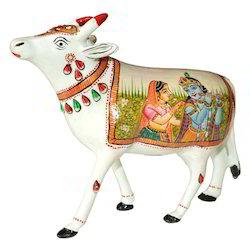 Meena Painted Cow