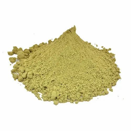 Green OrgHerb Henna Leaf Powder for Parlour, Packaging Type: Packet