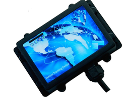 GPS Vehicle Tracking System with RFID Card Reader