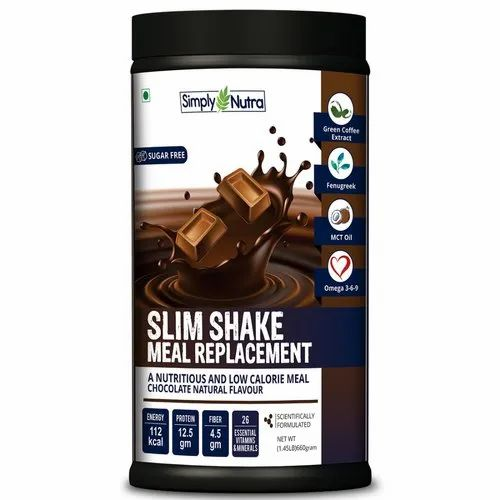 SimplyNutra Slim Shake Meal Replacement