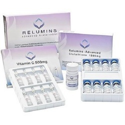 Relumins 1400mg Advance Glutathione With Booster