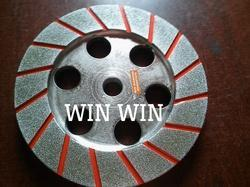 Diamond Brake Shoe Grinding Wheel