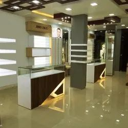 Modular Sunglasses Showroom Display