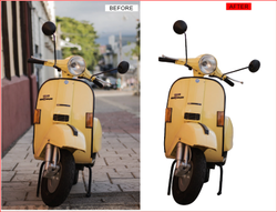 Image Clipping Path Service