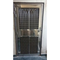 SS Glass Door