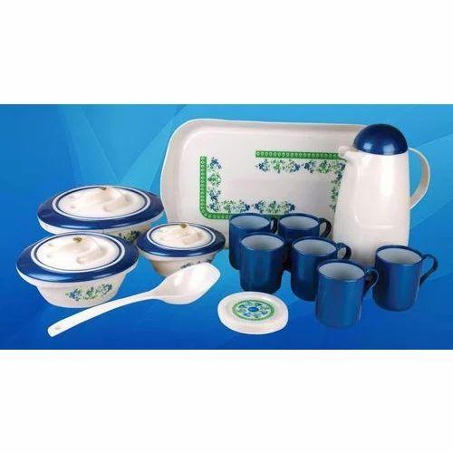 Insulated Hot Pot Casserole Set with Plastic Mug
