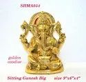 Sitting Ganesh Big GLOX