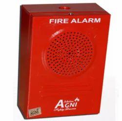 24V Fire Alarm Sounder