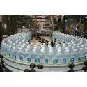 Automatic Bottled Drinking Water Bottling Plant
