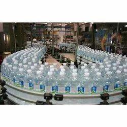 Mineral Water Bottling Plant