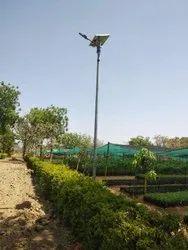 40 Watt Solar Semi Integrated Street Light with Lithium Battery