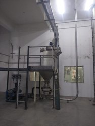 Envirocon 10HP Lean Phase Pressure Conveying System, Capacity: 60 TPH