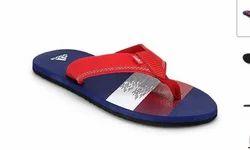 Blue Men Adidas Flip Flop, Size: 7-10