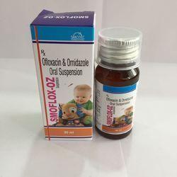 Ofloxacin 50mg Ornidazole 125mg