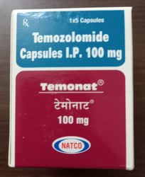 Temozolomide Capsule 250 mg , 100 mg & 20 mg