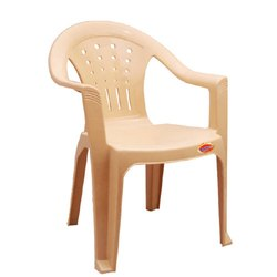 Medium Back Plastic Chair