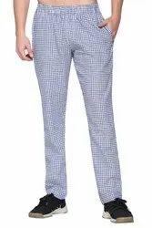 Mens Checked Cotton Pyjama