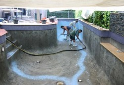 Swimming Pool Construction
