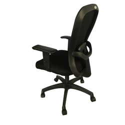 High Back Mesh Office Chair With Headrest