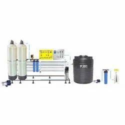 Industrial Water Purification Machine