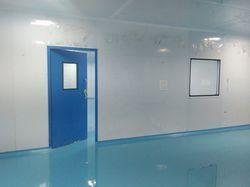 Scientific Clean Room Doors