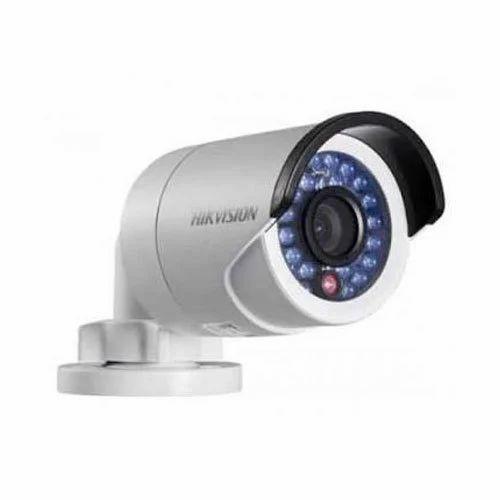 Hik Vision Outdoor Cctv Bullet Camera Rs 1120 Piece