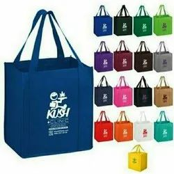 Printed Non Woven Grocery Bag, for Shopping