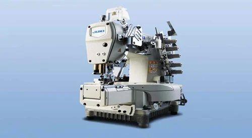 Juki Cylinder Bed Coverstitch Machine New Tech Garment Machinery Fascinating Juki Cylinder Bed Sewing Machine