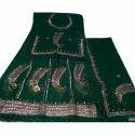 Ladies Embroidered Rajputi Poshak