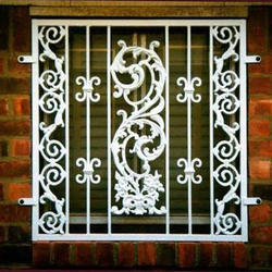Designer Window Grill