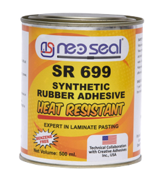 Synthetic Rubber Adhesive- Heat Resistant