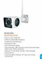 Wireless Outdoor CCTV Camera