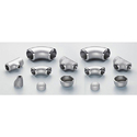316L Grade Stainless Steel Welded Butt Weld Fittings