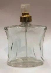 30ml Glass Bottle With Crimp Pump