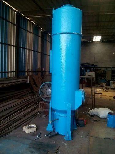 Boiler Wet Scrubbers - Steel Boiler Wet Scrubber