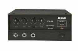 UTR-30E PA Mixer Amplifiers