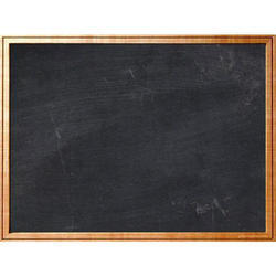Rectangular Blackboard