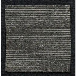 Black Granite F Pattern Wall Cladding