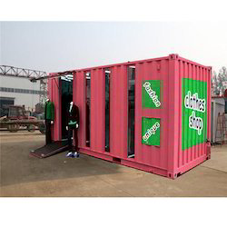 Mobile Shop Container